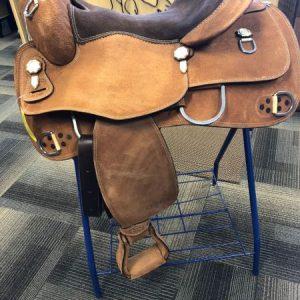 16-royal-king-flex-tree-training-saddle-new