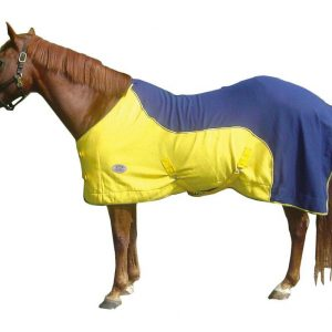 "Showman TEAL FOAL /& MINI Size 36/""-40/"" Waterproof /& Breathable Turnout Blanket!"