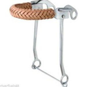 Bits, Bit Guards, Curb Straps, Hackamore, Bosal & Side Pull